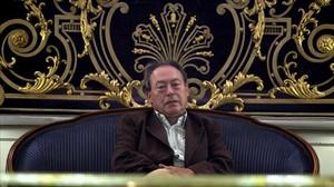 El periodista y escritor Gregorio Morán.
