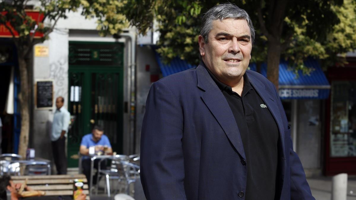 Esteban Ibarra, presidente de Movimiento Contra la Intolerancia.