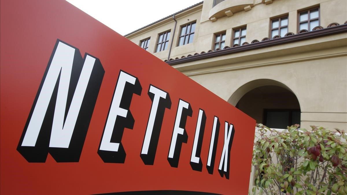 Sede central de Netflix en Los Gatos (California).