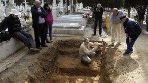 Ajuts de fins a 30.000 euros per obrir fosses de víctimes de la guerra civil