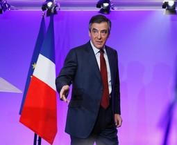 La popularitat de Fillon, en caiguda lliure