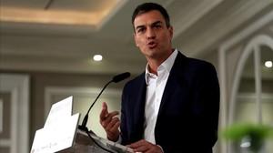 Sánchez ja té llest el blindatge per exhumar Franco
