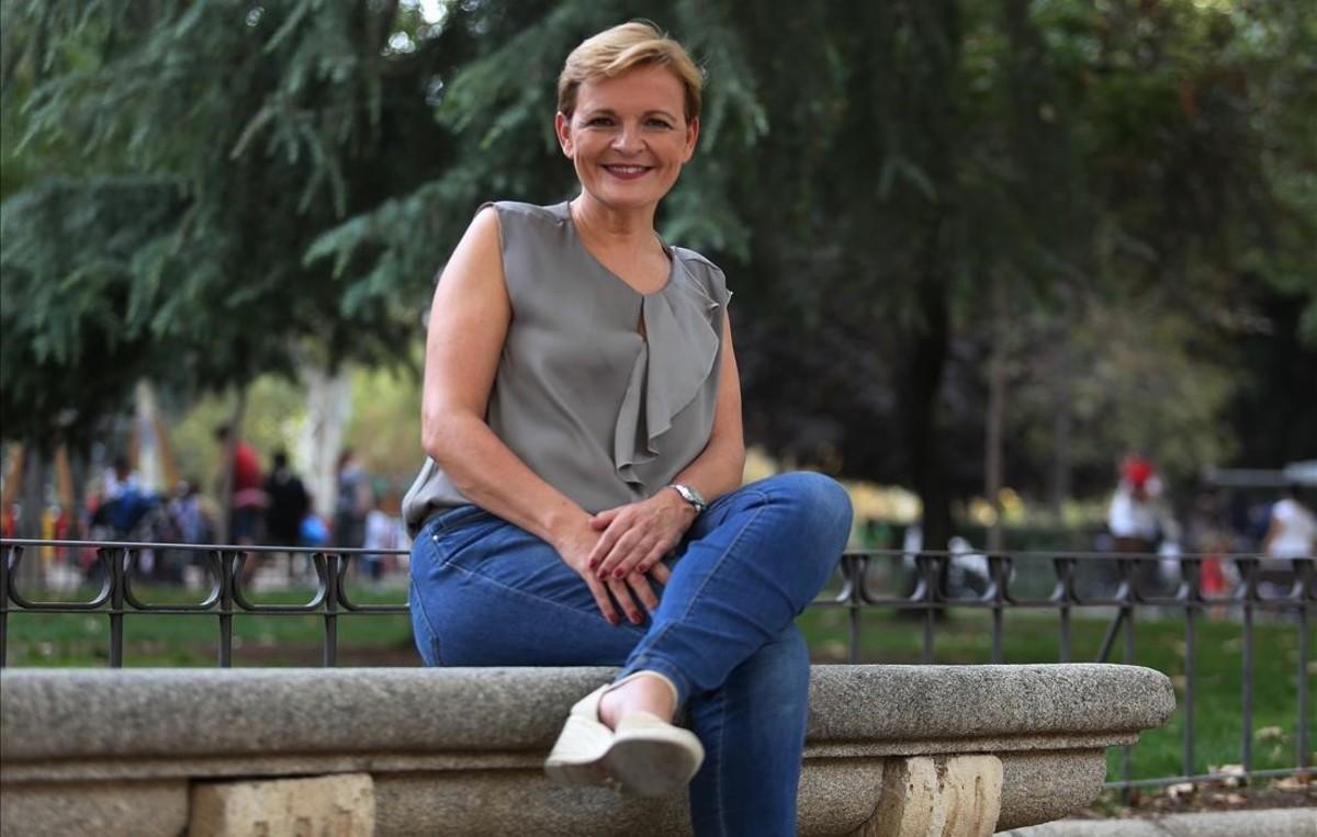 Ana Criado Inchauspe: «Mediar no va de hablar, sino de escuchar»