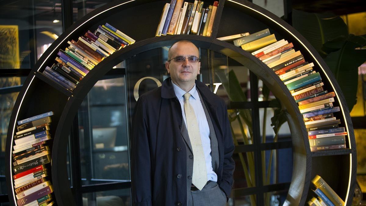 Enrique Mesa: «Sin pensamiento crítico no hay democracia»