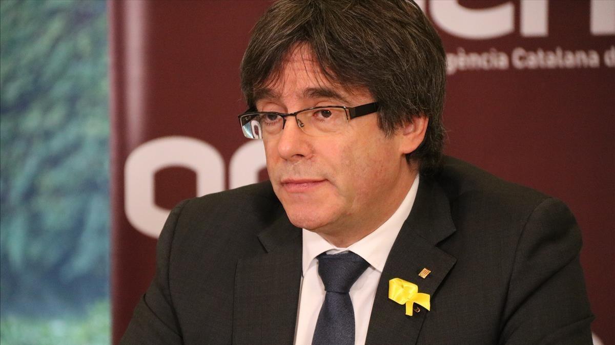 Puigdemont volia una Hisenda inspirada en la d'Andorra
