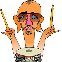 Ringo Starr: l'últim de la fila