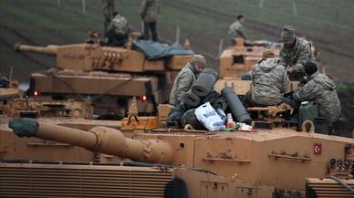 Los tanques alemanes de Erdogan