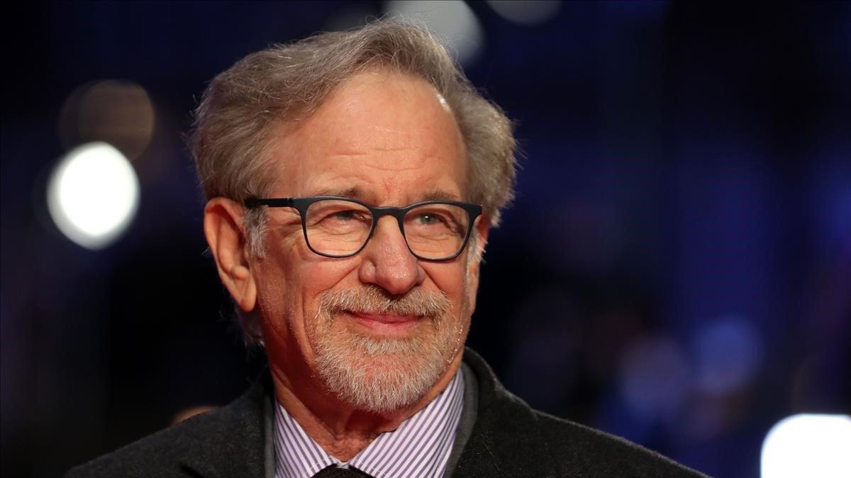 Spielberg envia menjar a l'hospital