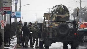 Almenys 15 morts en un atemptat contra l'Exèrcit afganès a Kabul