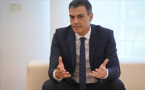 La roda de premsa del president Pedro Sánchez després del Consell de Ministres, en directe