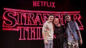 Netflix presenta els episodis de 'Stranger Things 3'