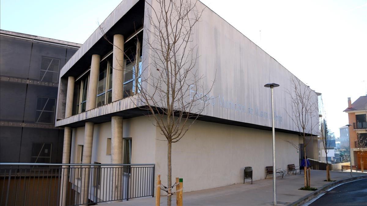 Els Mossos investiguen el presumpte abús sexual d'un professor de música a una menor a Berga