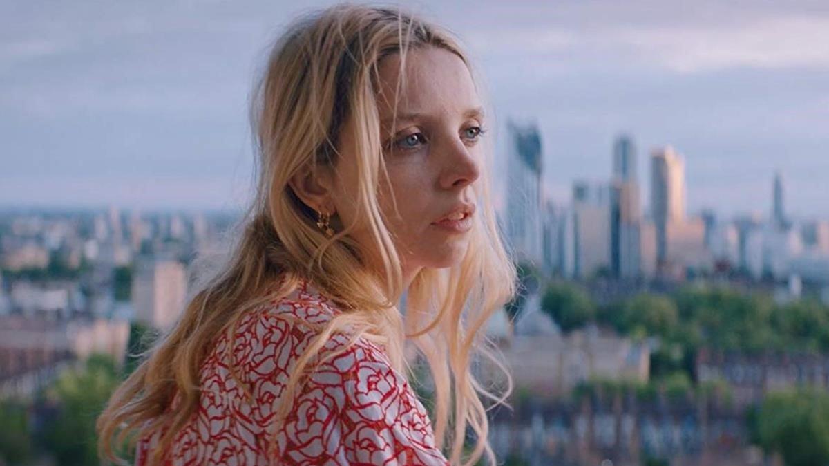 Greta Bellamacina en sufilme 'Hurt by paradise'.