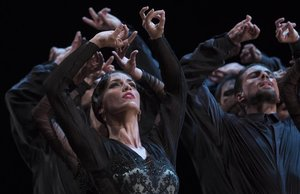 Flamenc de luxe al Liceu