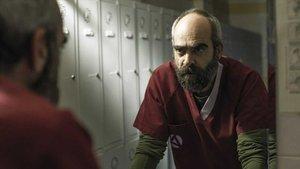 Luis Tosar, en una imagen de 'Quien a hierro mata'.
