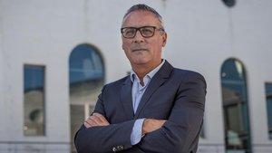 Rogelio Garrido, nuevo director de 'Faro de Vigo'.