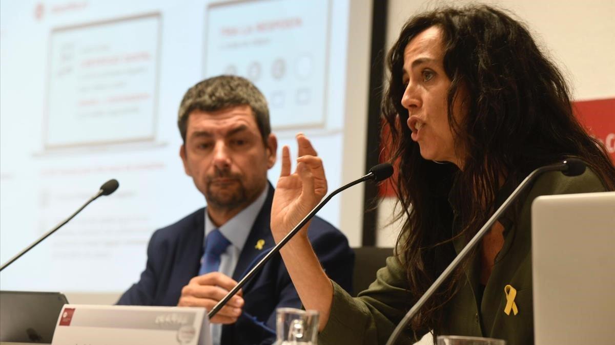 """La Cambra de Comerç rechaza la violencia y reprocha al Estado su """"negativa al diálogo"""""""