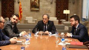 Horizonte de campaña en Catalunya