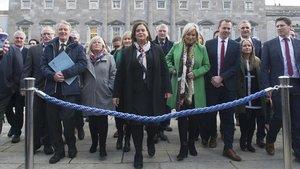 Lliçons electorals irlandeses