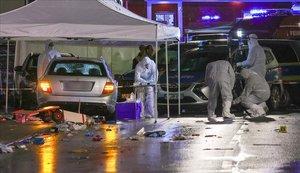 Una octogenària atropella 12 persones a Alemanya