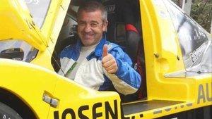 Mor el pilot de ral·lis Iñaki Irigoyen durant una competició a Guipúscoa