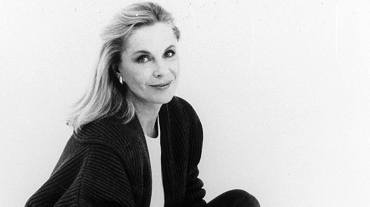 Mor als 83 anys Bibi Andersson, gran musa de Bergman