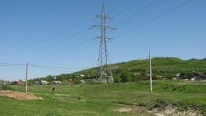 La zona de Vulturi, al noroeste de Rumanía, donde ha aparecido una fosa común con decenas de cadáveres de judíos asesinados durante el Holocausto.
