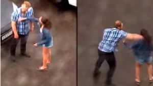 Imágenes de uno de los vídeos retirados.