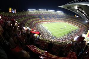 Mosaic al Camp Nou