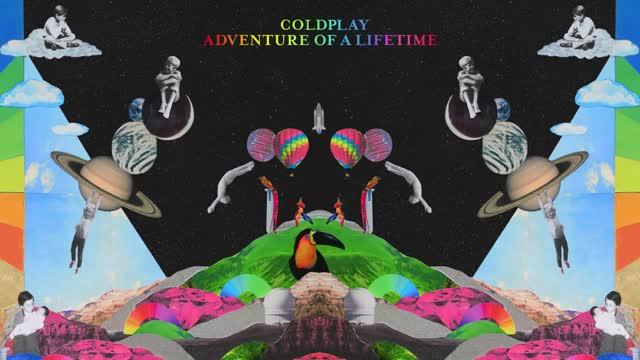 A head full of dreams, la nova cançó de Coldplay