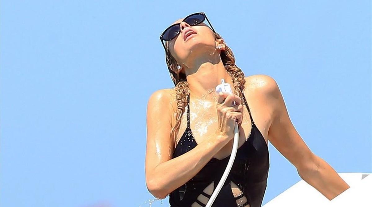 Paris Hilton: Soy una persona famosa que puede ser objetivo claro de un atentado