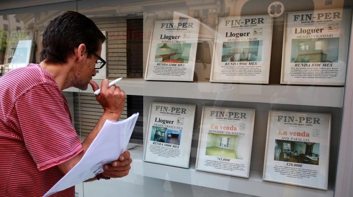 Se busca y no se encuentra piso de 800 euros al mes en for Piso 80000 euros barcelona