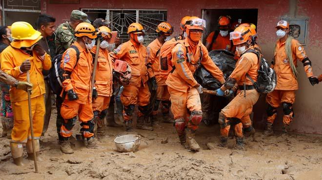 Emergència econòmica, social i ecològica arran de la catàstrofe de Colòmbia