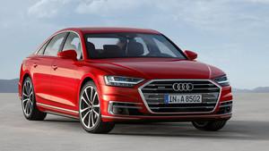 El nuevo Audi A8.