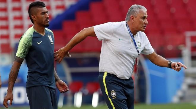 Serbia vs Brasil en el Mundial Rusia 2018 ¡En vivo por internet!
