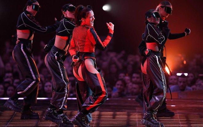 Camila Cabello triunfa en los premios MTV de Europa