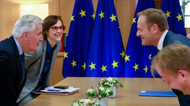 La UE accelera els preparatius per a un 'brexit' caòtic