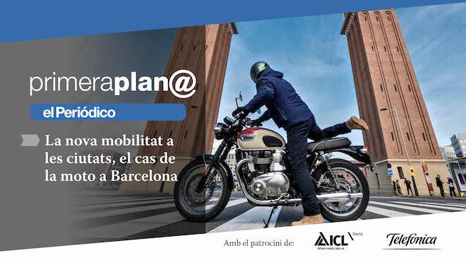 L'Ajuntament de Barcelona no eliminarà les motos de totes les voreres