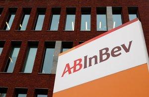 Instalaciones de AB InBev en Leuve, Bélgica.