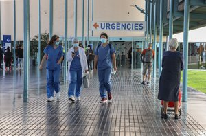 Catalunya suma 2.079 nous casos de coronavirus i 26 morts en 24 hores