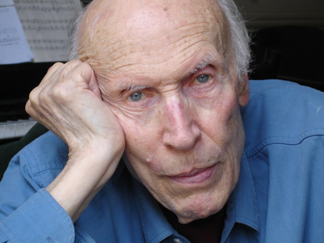 Una imagen del realizador francés Eric Rohmer, que hoy cumpliría 100 años.
