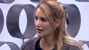 """Alba Carrillo le da las gracias a Jorge Javier por su bronca: """"Me sentó fatal, pero lo necesitaba"""""""