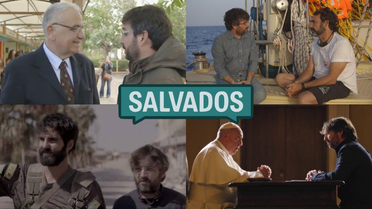 Algunos de los momentazos con los que Jordi Évole ha hecho historia en Salvados.