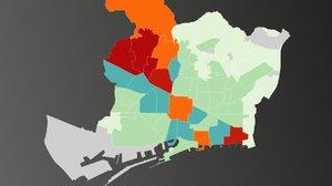 Consulta el preu del lloguer als barris de Barcelona