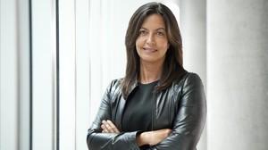 Àngels Barceló, directora y presentadora del programa de la Cadena SER 'Hora 25'.
