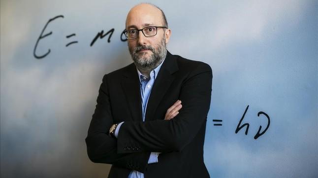 Antoni Rodríguez dirige un proyecto de investigación sobreel impacto de la música en pacientesde ictus.