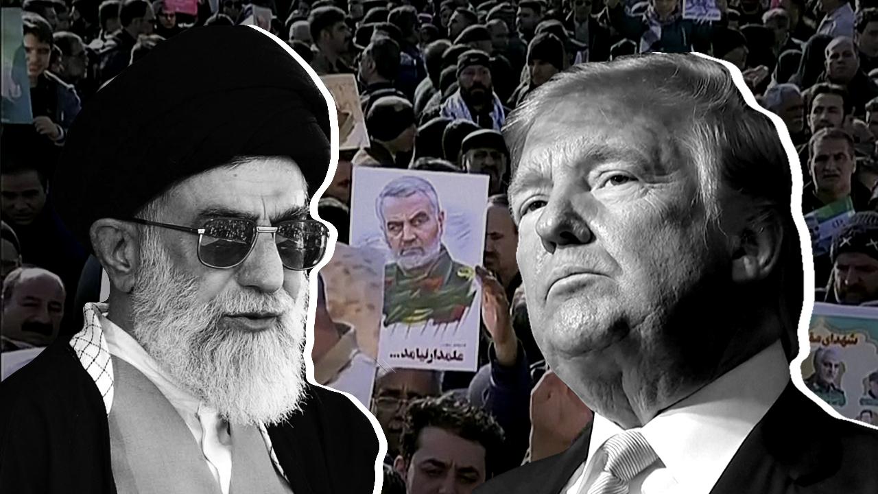 Aumenta la tensión entre Estados Unidos e Irán y se multiplican las protestas tras la muerte de Soleimani
