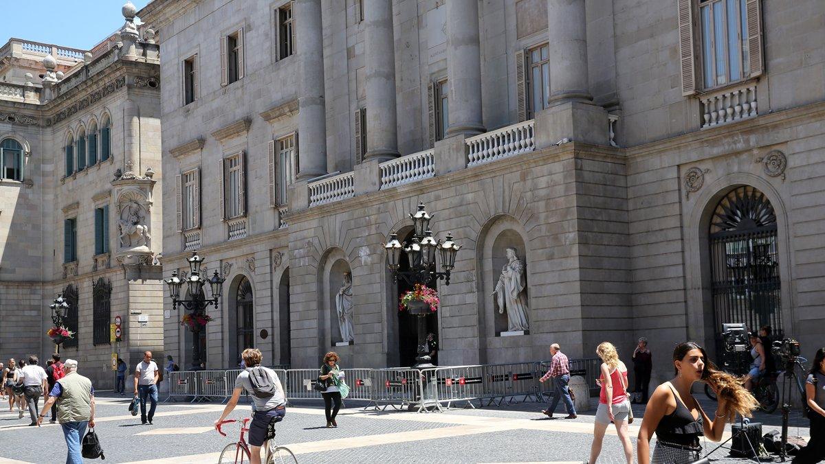 Ayuntamiento de Barcelona.