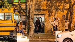 El restaurantedenominado Al Janiah, en la ciudad de Sao Paulo, Brasil.