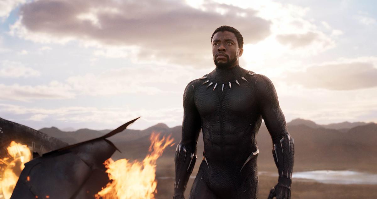 'Black panther': zarpazos de Black Power
